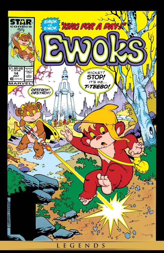 Ewoks: Season 2