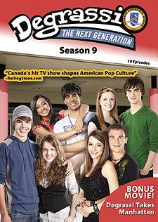 Degrassi: The Next Generation: Season 9