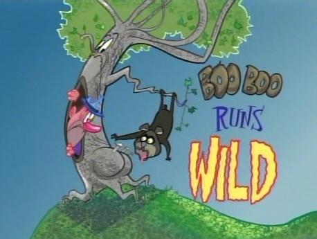 Boo Boo Runs Wild