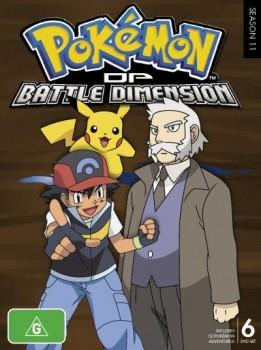 Pokemon Diamond & Pearl (dub): Season 11