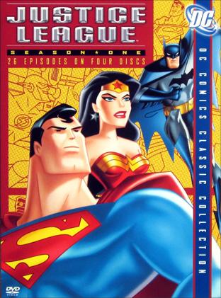 Justice League: Season 1