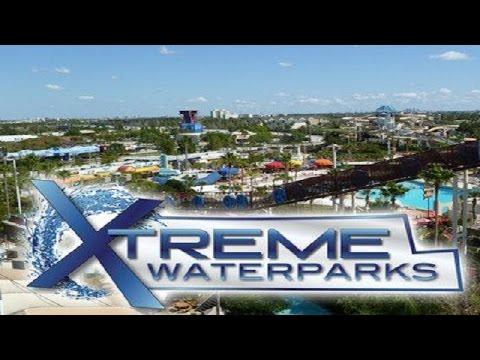 Xtreme Waterparks: Season 4