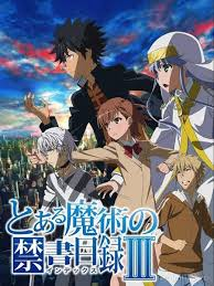 A Certain Magical Index Iii (sub)