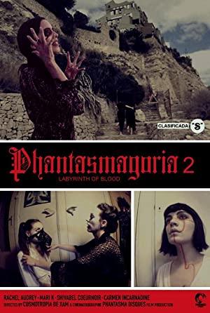 Phantasmagoria 2: Labyrinths Of Blood
