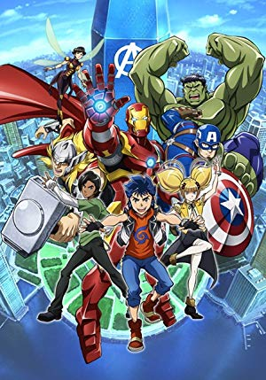 Marvel Future Avengers 2nd Season (dub)