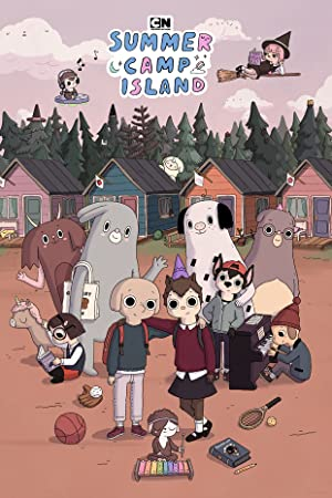 Summer Camp Island (tv Series)