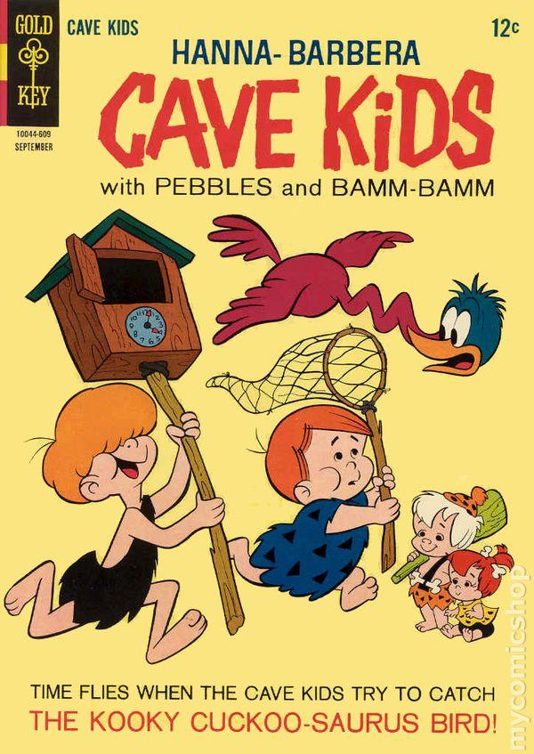 Cave Kids