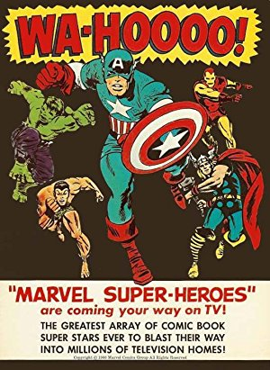 The Marvel Super Heroes: Season 1