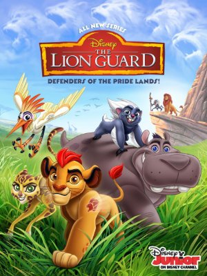 The Lion Guard: Season 3
