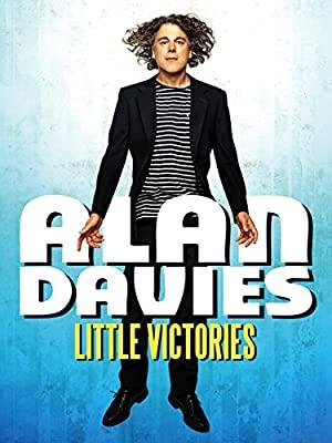 Alan Davies: Little Victories