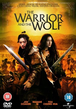 The Warrior And The Wolf