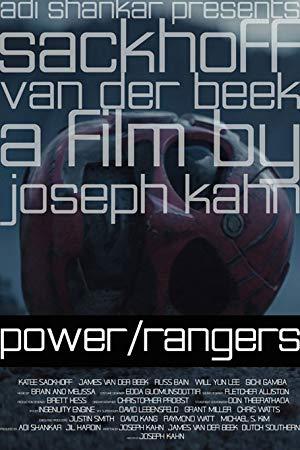 Power Rangers 2015