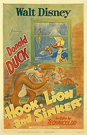 Hook, Lion And Sinker