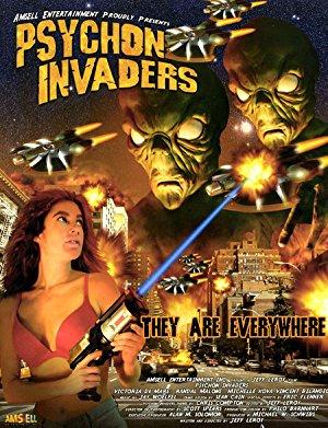 Psychon Invaders