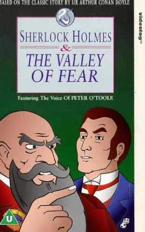 Sherlock Holmes And The Valley Of Fear