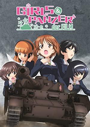 Girls Und Panzer Der Film (dub)