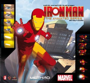 Iron Man: Armored Adventures: Season 1