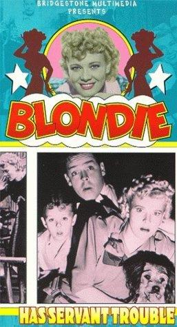 Blondie Has Servant Trouble