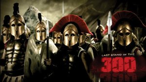 Last Stand Of The 300