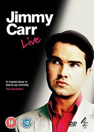 Jimmy Carr Live