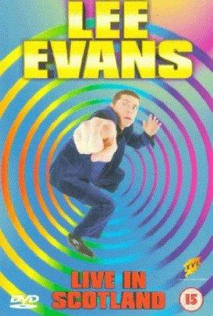 Lee Evans: Live In Scotland
