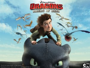 Dreamworks Dragons: Season 7