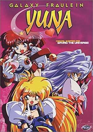 Galaxy Fraulein Yuna (dub)