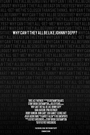 Why Can't They All Be Like Johnny Depp?