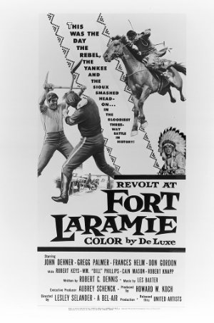 Revolt At Fort Laramie