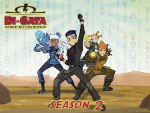 Di-gata Defenders: Season 2