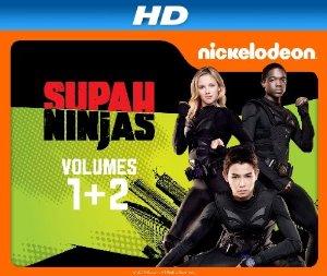 Supah Ninjas: Season 2
