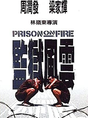 Prison On Fire 1987