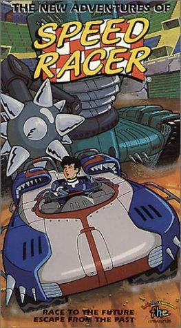 The New Adventures Of Speed Racer