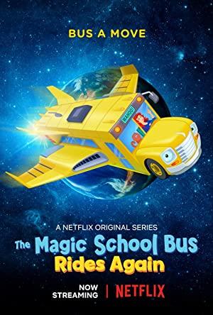The Magic School Bus Rides Again: Season 2