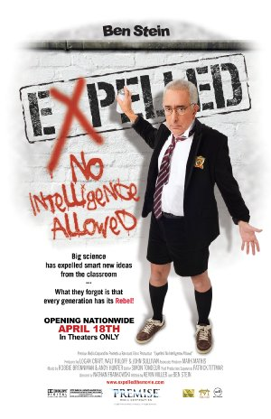 Expelled: No Intelligence Allowed