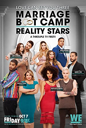 Marriage Boot Camp: Reality Stars: Season 8