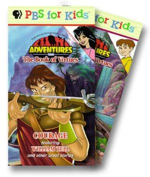 Adventures From The Book Of Virtues: Season 1