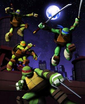Teenage Mutant Ninja Turtles (2012): Season 5