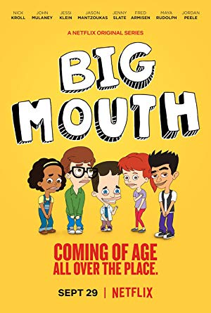 Big Mouth: Season 1