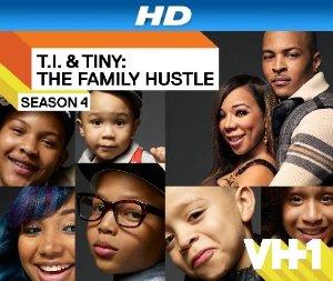 T.i. & Tiny: The Family Hustle: Season 6