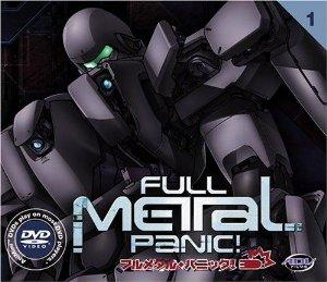 Full Metal Panic!: Season 1
