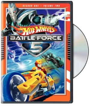 Hot Wheels: Battle Force 5: Season 1