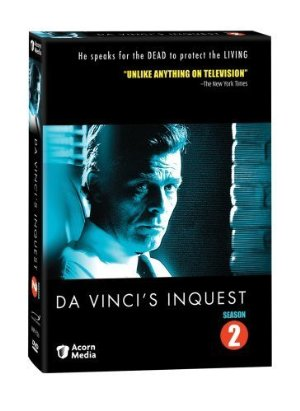 Da Vinci's Inquest: Season 2