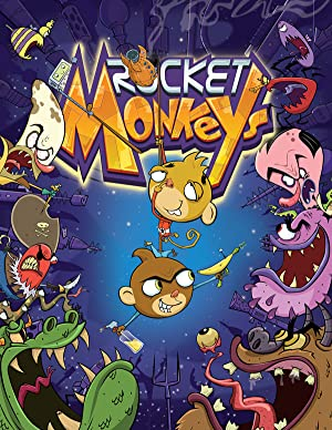 Rocket Monkeys: Season 2