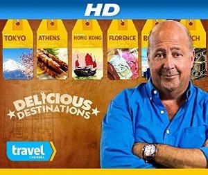 Bizarre Foods: Delicious Destinations: Season 4