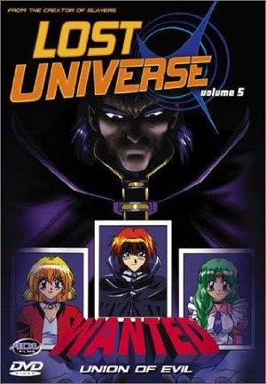 Lost Universe: Season 1
