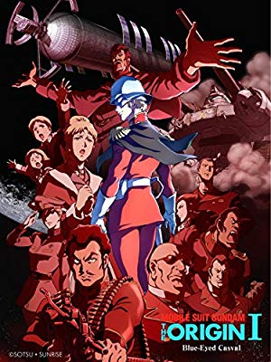 Mobile Suit Gundam The Origin (dub)