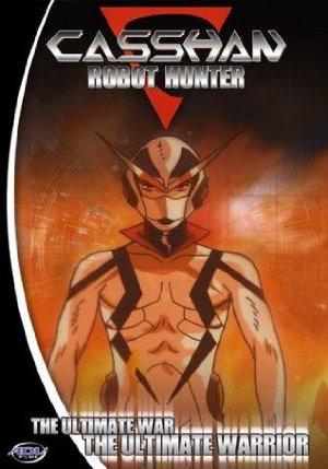 Casshern: Robot Hunter (dub)
