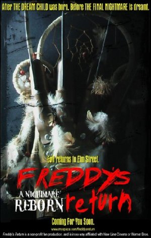 Freddy's Return: A Nightmare Reborn