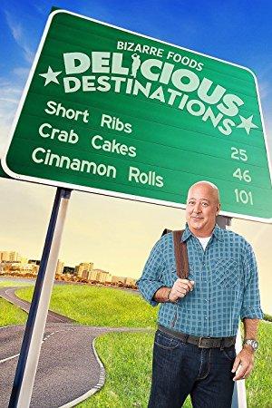 Bizarre Foods: Delicious Destinations: Season 6